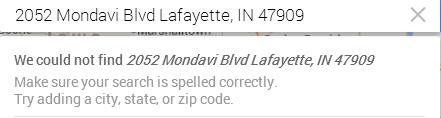 404 Error on that address, dude!